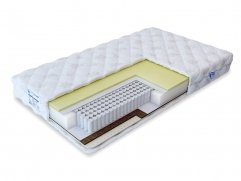 Multipocket Middle Memory 1 140x200 см